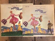 The Sound Of Music  Vinyl LP 1965 RCA Red Seal Mono RB-6616 With Booklet VG+