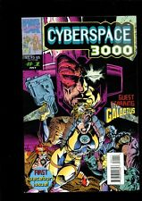 CYBERSPACE 3000 1 (9.4) NEWSSTAND MARVEL (B054)