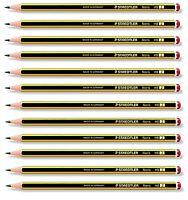 Staedtler Noris HB Pencils Drawing School Break Resistant Graphite Lead Pack 12