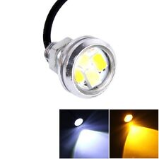 10 PCS 5630 20W  40 LEDs White + Yellow Light DRL&Turn Light&Eagle Eye Light, DC