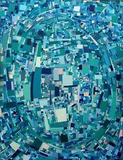 FOUGERAND.LAURENT _huile sur toile de 147 cm x 115 cm _L'œuf en 2012
