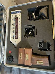 Larson Davis 800B Calibration Kit w/ Microphones AMC493 Accessories