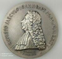 Repubblica San Marino Medaglia Argento Giovan Battista Morgagni 1971