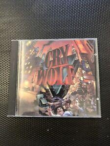 Cry Wolf Crunch AOR / Rock Steelheart Blue