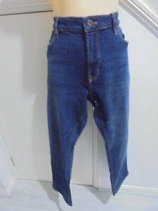 MENS NEXT SLIM FIT SIZE 38 S Blue Denim Jeans 'PERFECT'