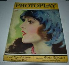 PHOTOPLAY   feb 1924    vintage Movie Magazine Corinne Griffith