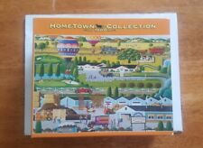 RoseArt Hometown Collection Maple Sugaring Jigsaw Puzzle 1000 Pcs USA 1996