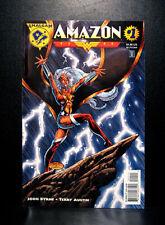 COMICS: Amalgam: Amazon #1 (1996), 1st Ororo/Diana Prince app - RARE