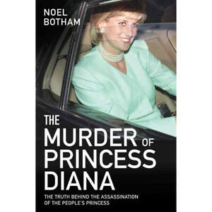 The Murder of Princess Diana by Noel Botham (Paperback), Books, Brand New