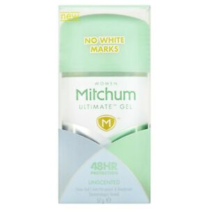 Mitchum Ultimate Unscented Gel 57g