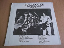 Buzzcocks With Howard Devoto – Time's Up (1976) rare studio LP Not Tmoq SEALED