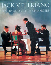 JACK VETTRIANO - LOVERS AND OTHER STRANGERS - 160  PAGE HARDBACK - 2005