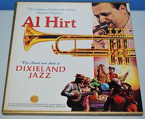 Al Hirt - Heart & Soul of Dixieland Jazz - Box Set 5 Records - Longines