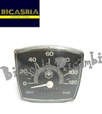 7465 - CONTACHILOMETRI A 120 KM VESPA 50 SPECIAL CON LOGO SOLO DA BICASBIA