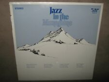 JAZZ IN THE MOUNTAINS Bud Freeman Billy Butterfield Ralph Sutton SEALED New LP
