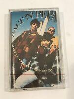 Salt 'N' Pepa Very Necessary Cassette Hip Hop Rap Pop Sealed Brand New 1993L