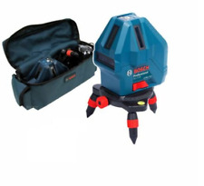 Bosch GLL 5-50X Professional 5-Line Laser Level Measure Beam
