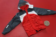 """1/6 Scale CoolDesign Figure Red Outdoor Jacket for 12"""" Action Figure"""
