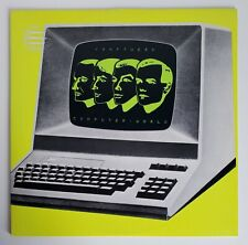 KRAFTWERK Computer World 1981 Original US Warner Brothers Promo Vinyl LP NM