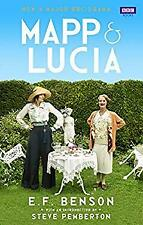 Mapp and Lucia : Queen Lucia, Miss Mapp and Mapp and Lucia-ExLibrary