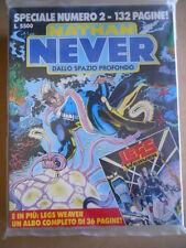 NATHAN NEVER Speciale n°2 Edizione Bonelli    [G364] con albo