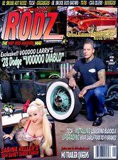 "OL' SKOOL RODZ MAGAZINE - Issue # 19 ""NEW!"" (January 2007)"
