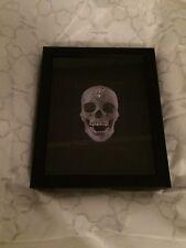 DAMIEN HIRST Diamond Skull framed Print Other Criteria For The Love Of God RARE