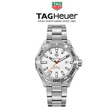 NEW & BOXED GENUINE TAG HEUER AQUARACER CALIBRE 5 AUTOMATIC WATCH WAY2013.BA0927
