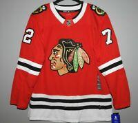 Authentic Adidas NHL Chicago Blackhawks #72 Hockey Jersey New Mens Size 54 $230