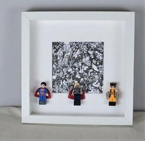 Superhero Frames - Thor, Superman and Wolverine
