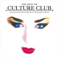 CULTURE CLUB The Best Of CD BRAND NEW Boy George Greatest Hits