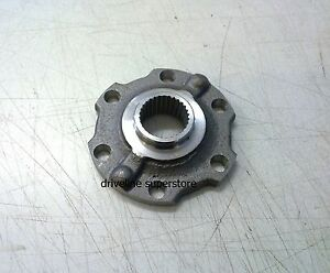 A CV AXLE DRIVE FLANGE TOYOTA LANDCRUISER 100 105 SERIES made in japan 1998-2007