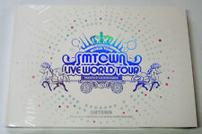 SMTOWN SM TOWN Live World Tour Photobook (288p Photobook + Mini Photo)