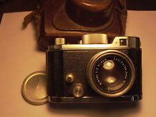 Robot ll 1938 Wartime Camera 26th made- Zeiss Biotar 4cm F:2 1937 TESTED & RARE