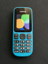 Nokia 101 Dual Twin Sim - Marine Blue  Mobile Phone – Original - NEW