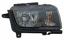 for  2010 2013 Chevrolet Camaro Right Passenger Headlamp Headlight RH Halo 10 13