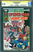 Marvel Team-Up #121 CGC 9.8 SS Spider-Man! Stan Lee Signature! E6 113 H10 cm