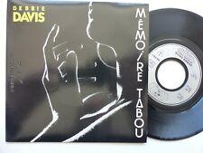 Debbie Davis – Mémoire Tabou    Baby Records   – 885 676-7