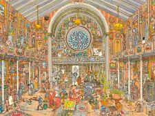 NEW! Heye Curiosity Cabinet 1500 piece comic cartoon jigsaw puzzle 29794