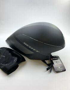 Scott Split TT Triathlon Cycling Helmet Size Large New