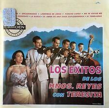 Exitos De Los Hermanos Reyes Con Teresita Cancionero CD 1996 RCA BMG MINT