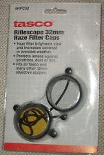 Tasco Haze Filter Lens Caps for 32mm Scopes NEW