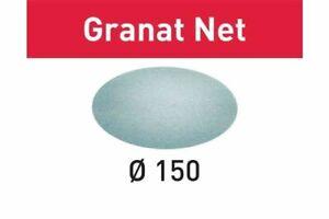 P120 Festool 203305 Netzschleifmittel Granat Net D150 NET/50 01/05/08/01