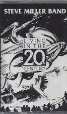 STEVE MILLER BAND Living In The 20th Century Big Boss Man NEW CASSETTE