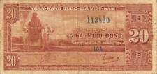 Vietnamese Paper Money