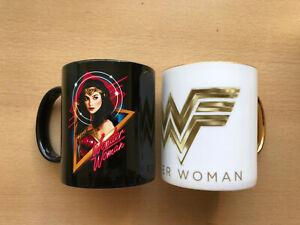 2 Wonder Woman official mugs