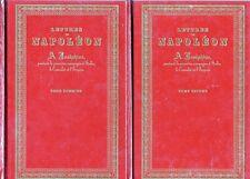 C1 LETTRES de NAPOLEON A JOSEPHINE 1795 1814 COMPLET en 2 Volumes