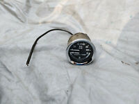 Smiths Oil pressure and water temp combined gauge capillary mechanical gauge