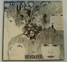 The Beatles Revolver Vintage ST 8-2576 Stereo Album Capitol Green Label