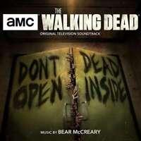 Oso Mccreary - The Walking Dead Nuevo CD